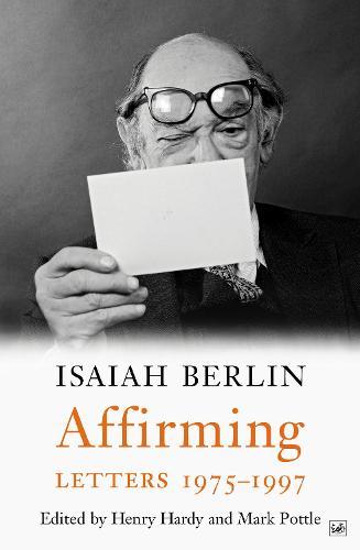 Affirming: Letters 1975-1997 (Paperback)
