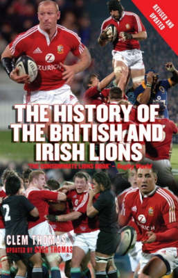 The History of the British and Irish Lions (Paperback)