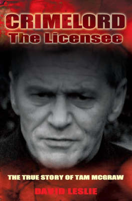 Crimelord: The Licensee (Paperback)