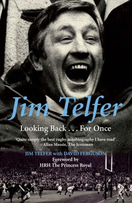 Jim Telfer (Paperback)
