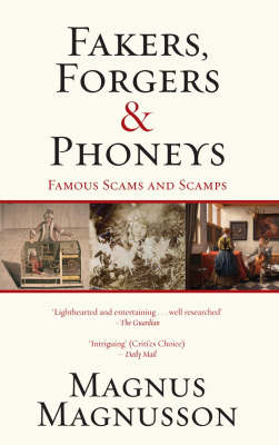 Fakers, Forgers & Phoneys (Paperback)