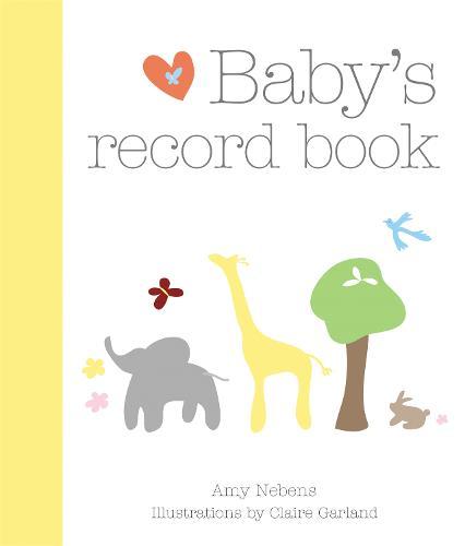Baby's Record Book (Hardback)