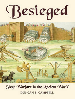 Besieged: Siege Warfare in the Ancient World - General Military (Hardback)