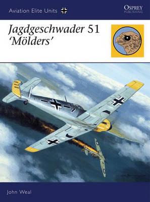 Jagdgeschwader 51 'Meolders' (Paperback)