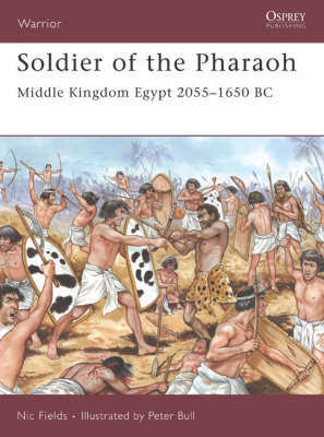 Soldier of the Pharaoh: Middle Kingdom Egypt - Warrior No. 121 (Paperback)
