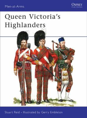 Queen Victoria's Highlanders - Men-at-Arms No. 442 (Paperback)
