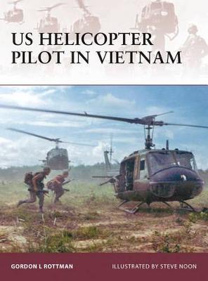US Helicopter Pilot in Vietnam - Warrior No. 128 (Paperback)