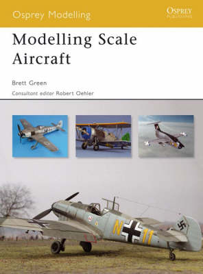 Modelling Scale Aircraft - Osprey Modelling No. 41 (Paperback)