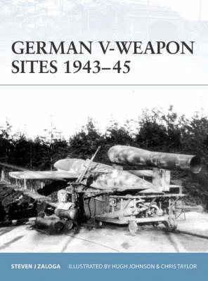 German V-Weapon Sites 1943-45 - Fortress (Paperback)