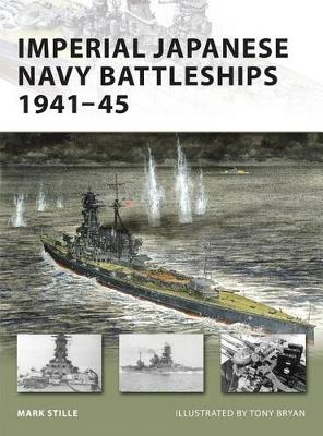 Imperial Japanese Navy Battleships 1941-45 - New Vanguard No. 146 (Paperback)
