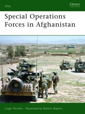 Special Forces Operations in Afghanistan - Elite No. 1 (Paperback)