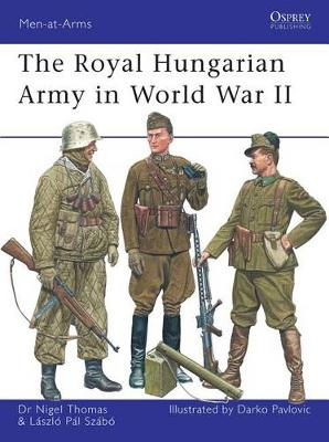 The Hungarian Army in World War II (Paperback)