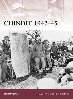 Chindit 1942-45 - Warrior No. 136 (Paperback)