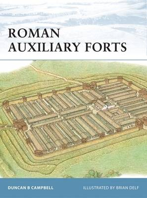 Roman Auxiliary Forts - Fortress No. 83 (Paperback)