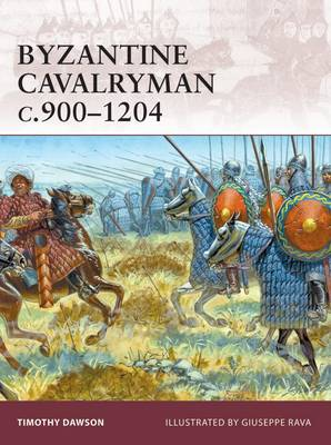 Byzantine Cavalryman C.900-1204 - Warrior No. 139 (Paperback)