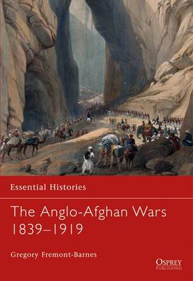 The Anglo-Afghan Wars: 1839-1919 (Paperback)