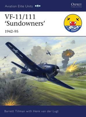 VF-11/111 'Sundowners' 1943-95 - Aviation Elite Units No. 36 (Paperback)
