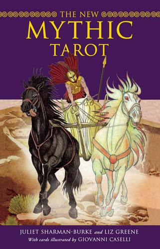 The New Mythic Tarot Deck (Hardback)