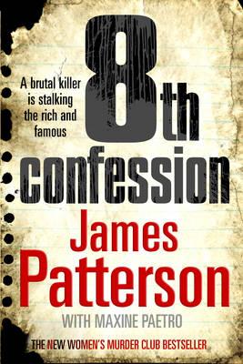 8th Confession (Hardback)
