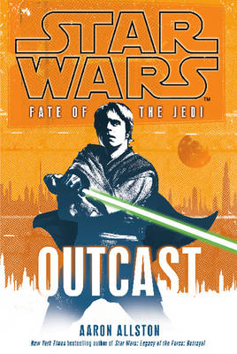 Star Wars: Fate of the Jedi - Outcast - Star Wars 68 (Hardback)