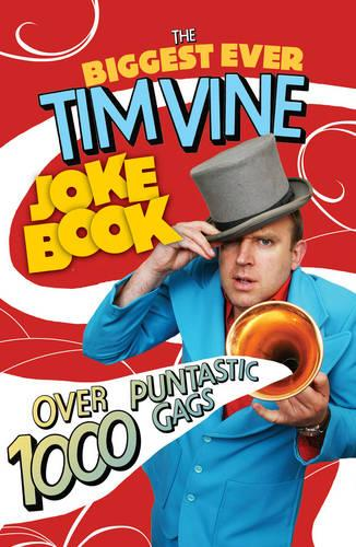 The Biggest Ever Tim Vine Joke Book (Paperback)