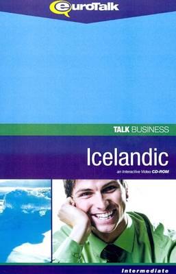 Talk Business - Icelandic: An Interactive Video CD-ROM. Intermediate Level - Talk Business (CD-ROM)