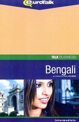 Talk Business - Bengali: An Interactive Video CD-ROM. Intermediate Level - Talk Business (CD-ROM)