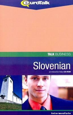 Talk Business - Slovenian: An Interactive Video CD-ROM. Intermediate Level - Talk Business (CD-ROM)