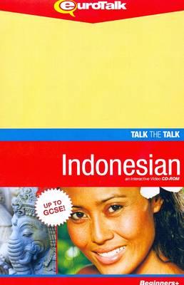 Talk the Talk - Indonesian: An Interactive Video CD-ROM. Beginners+ Level - Talk the Talk (CD-ROM)