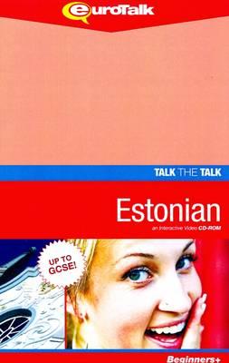 Talk the Talk - Estonian: Interactive Video CD-ROM - Beginners+ Level - Talk the Talk (CD-ROM)
