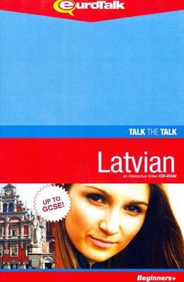 Talk the Talk - Latvian: Interactive Video CD-ROM. Beginners+ Level - Talk the Talk (CD-ROM)