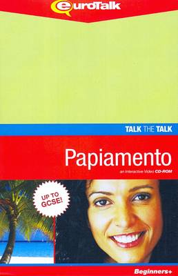 Talk the Talk - Papiamento: An Interactive Video CD-ROM. Beginners+ Level - Talk the Talk (CD-ROM)