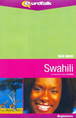 Talk More - Swahili: An Interactive Video CD-ROM - Talk More (CD-ROM)