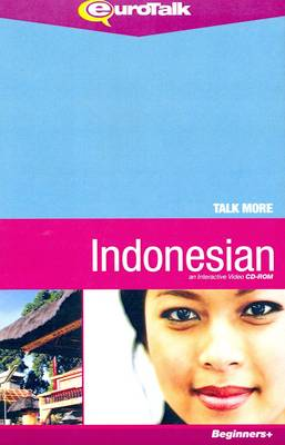 Talk More - Indonesian: An Interactive Video CD-ROM - Talk More (CD-ROM)