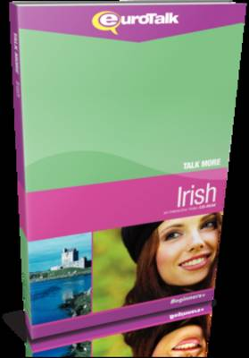 Talk More - Irish: An Interactive Video CD-ROM - Talk More (CD-ROM)