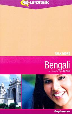 Talk More Bengali: An Interactive Video CD-ROM for Learning Bengali - Talk More (CD-ROM)