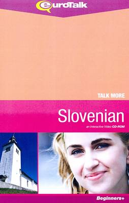 Talk More - Slovenian: An Interactive Video CD-ROM - Talk More (CD-ROM)