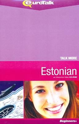Talk More - Estonian: An Interactive Video CD-ROM - Talk More (CD-ROM)