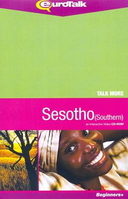 Talk More - Sesotho (Southern): An Interactive Video CD-ROM - Talk More (CD-ROM)