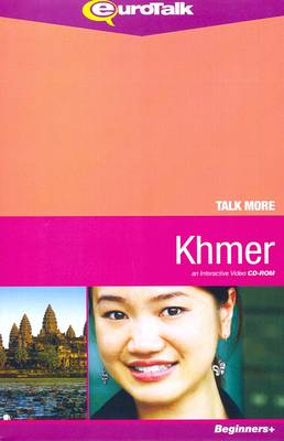 Talk More - Khmer: An Interactive Video CD-ROM - Talk More (CD-ROM)