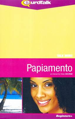 Talk More - Papiamento: An Interactive Video CD-ROM - Talk More (CD-ROM)