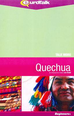 Talk More - Quechua: An Interactive Video CD-ROM - Talk More (CD-ROM)