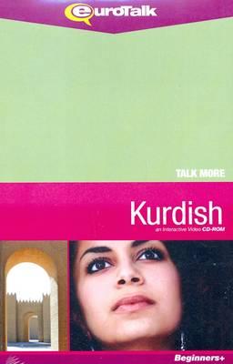 Talk More - Kurdish: An Interactive Video CD-ROM - Talk More (CD-ROM)