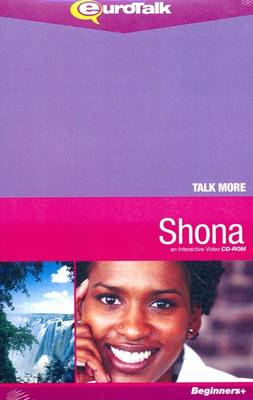 Talk More - Shona: An Interactive Video CD-ROM - Talk More (CD-ROM)