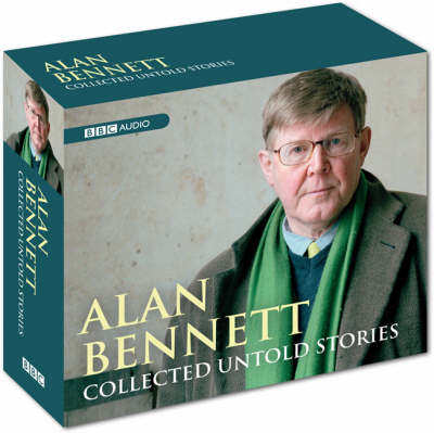 Alan Bennett - Collected Untold Stories (CD-Audio)