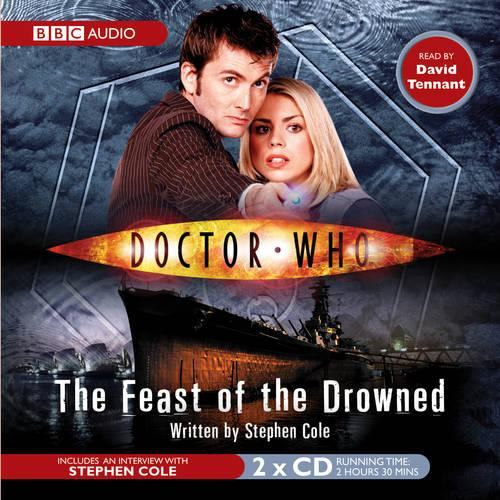 Doctor Who: The Feast Of The Drowned (CD-Audio)