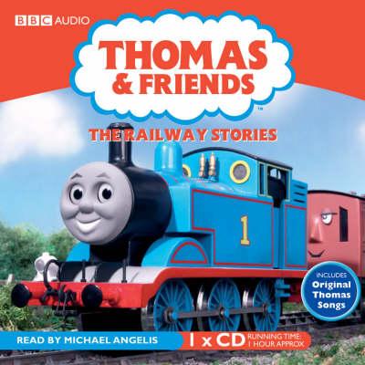 Thomas Railway Stories (CD-Audio)
