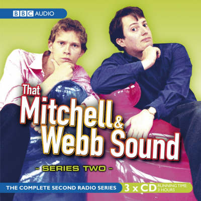 That Mitchell & Webb Sound: The Complete Second Series (CD-Audio)