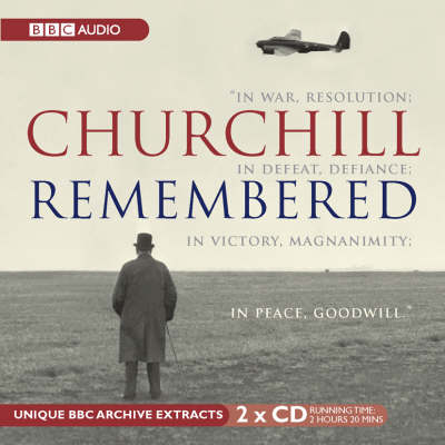 Churchill Remembered: Complete (CD-Audio)