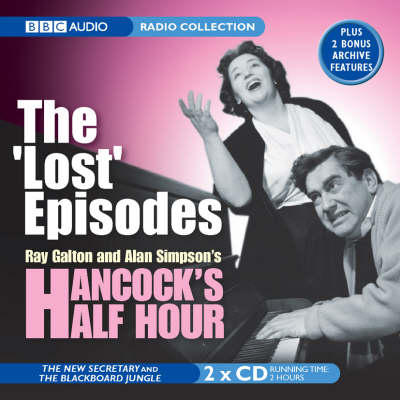 Hancock's Half Hour, the Lost Episodes (CD-Audio)
